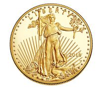 American Eagle 2016 One Ounce Gold Proof Coin