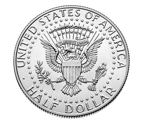 Kennedy 2015 Half Dollar, 2-Roll Set,  image 2
