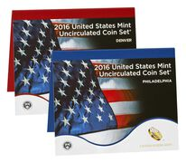 Uncirculated Coin Set Enrollment