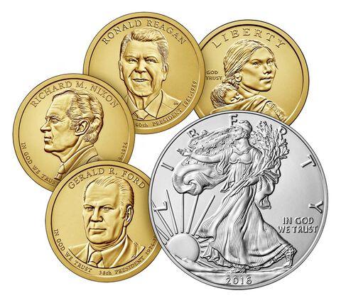 Annual Uncirculated Dollar Coin Set Enrollment,  image 3