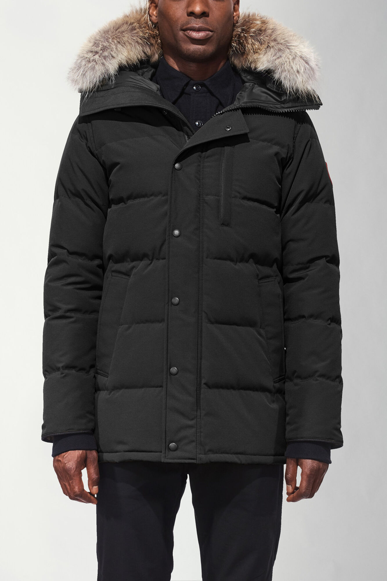 do canada goose jackets come in a bag