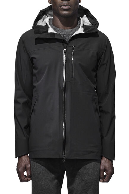 Canada Goose' Men's Timber Shell Jacket Slate-red Size L