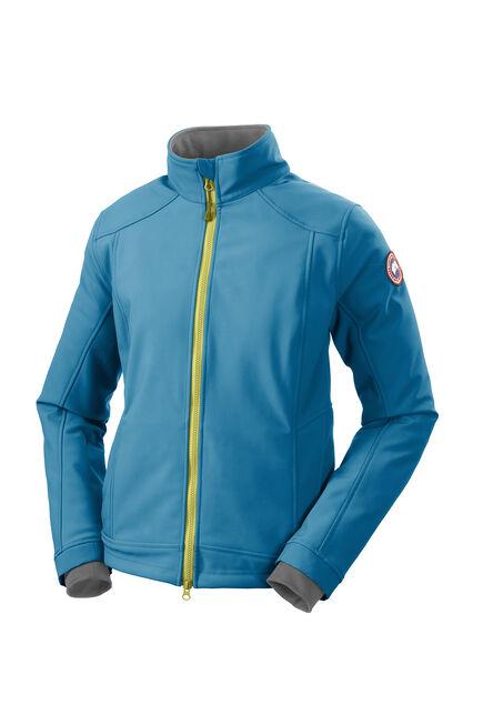 canada goose vest blue