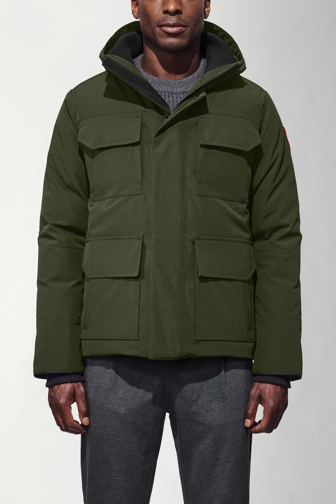 canada goose men&s clothing