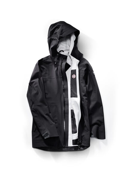canada goose black label bracebridge jacket