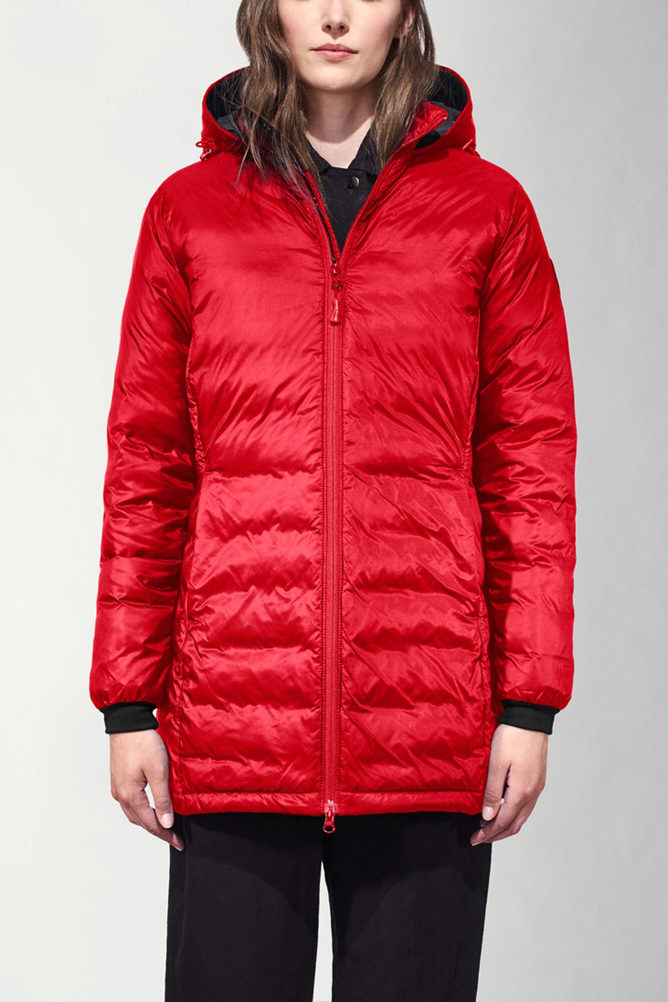 canada goose lightweight camp jacket