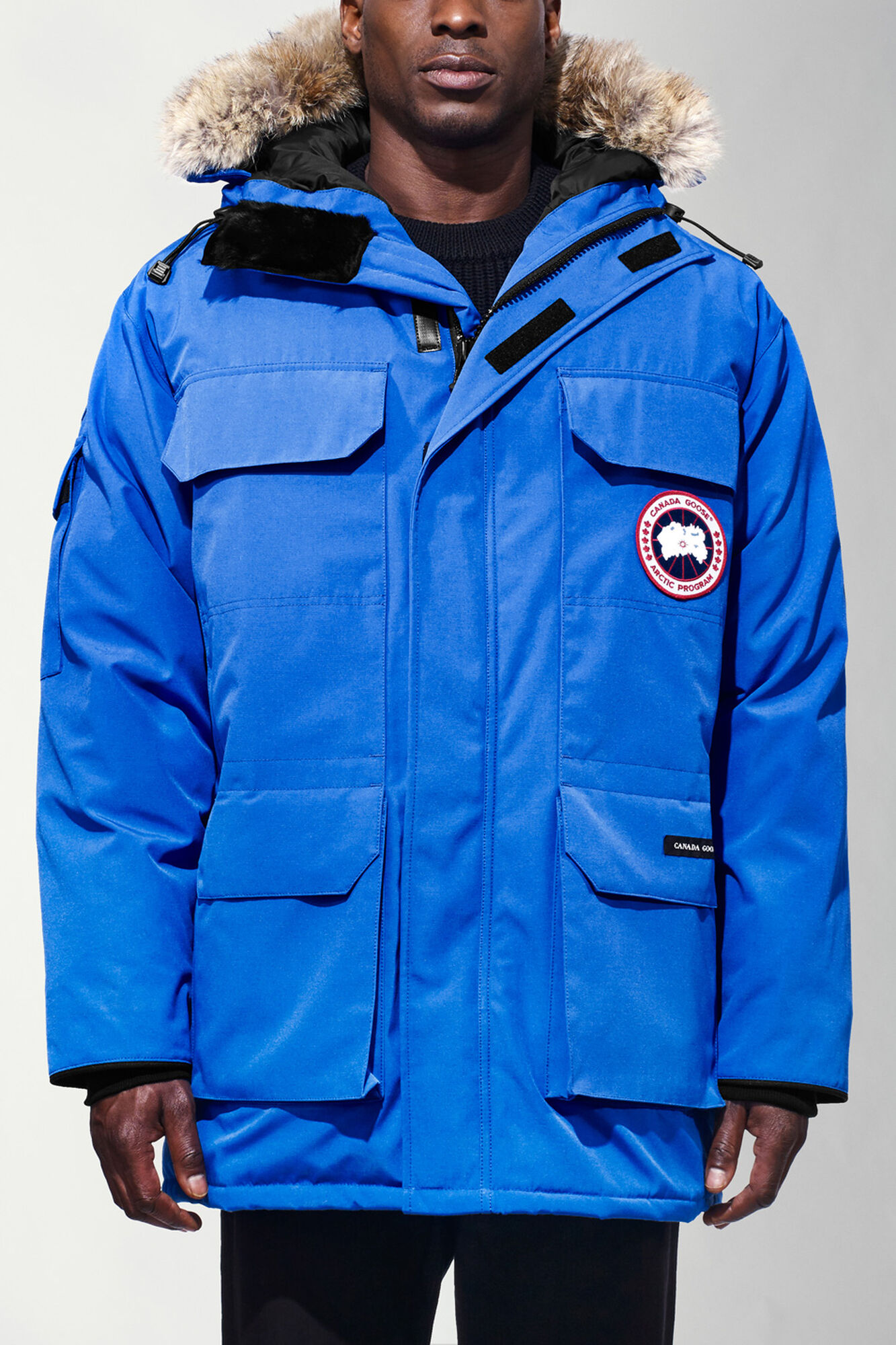 Canada Goose parka replica fake - Men's Polar Bears International PBI Expedition Parka | Canada Goose?