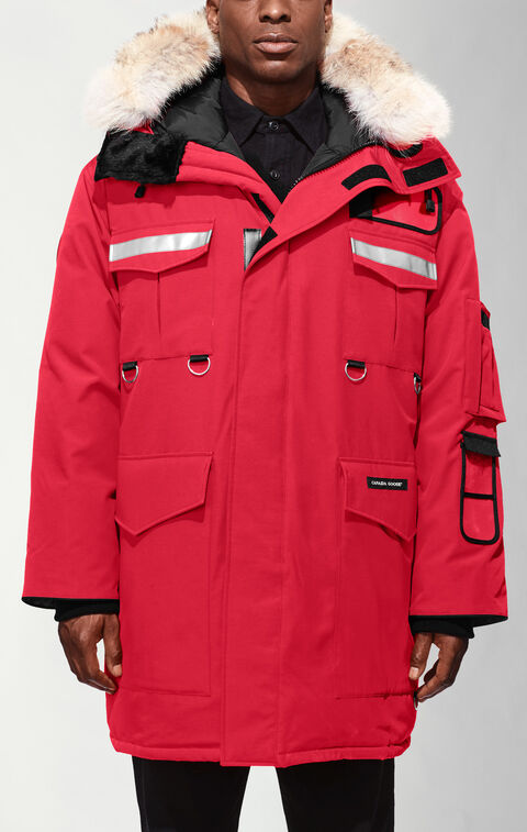 Resolute Parka Red