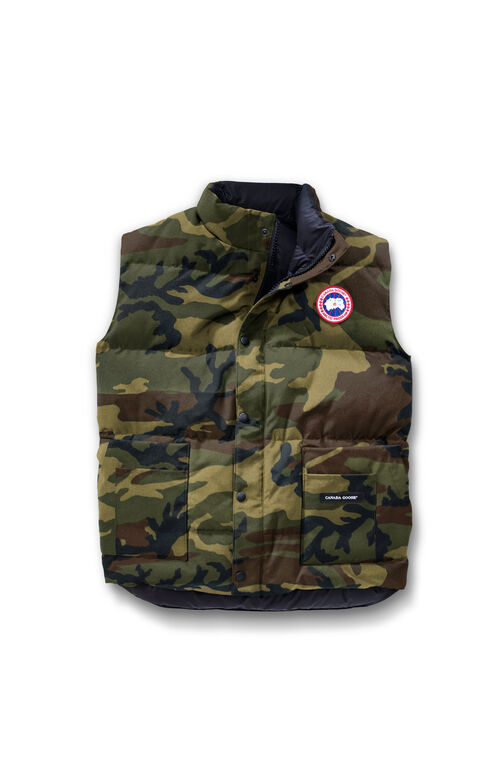 Freestyle Vest Classic Camo