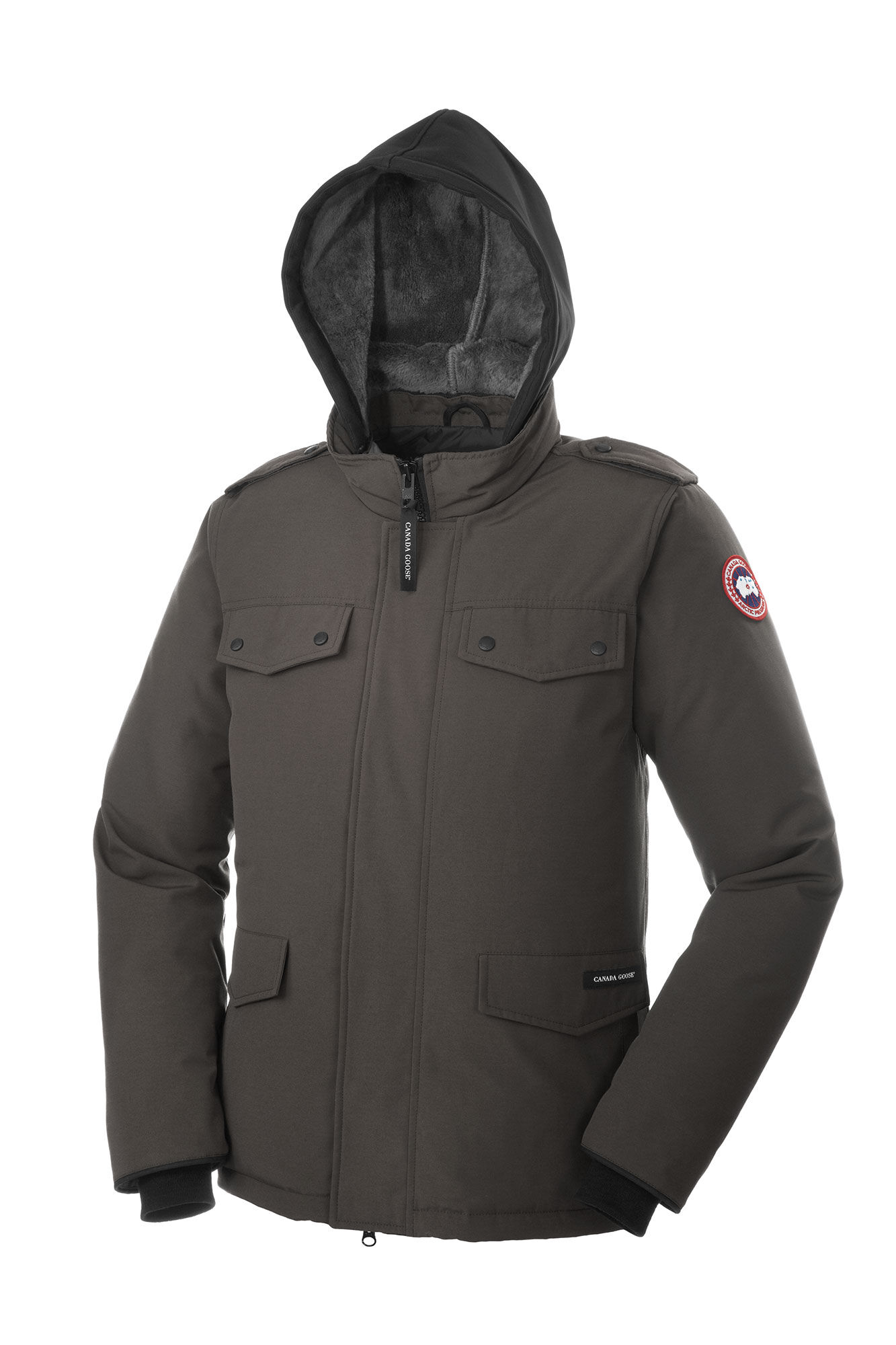 canada goose mens resolute parka review