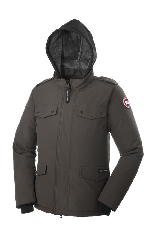 Burnett Jacket Graphite