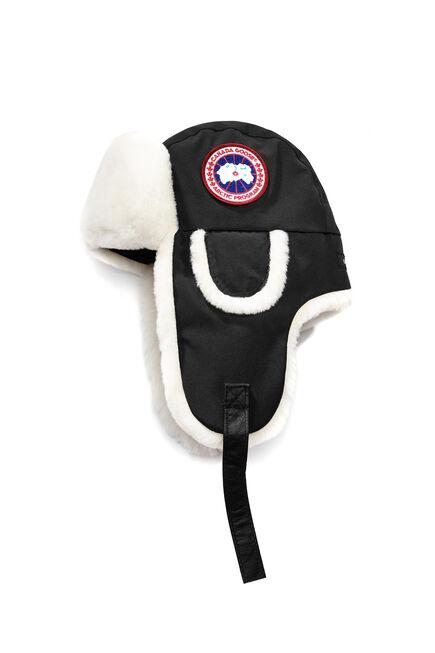 Arctic Tech Shearling Pilot Hat