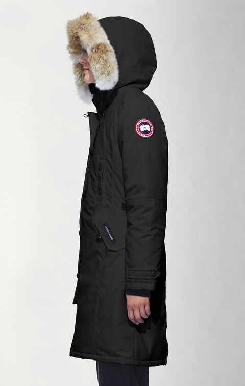 Kensington Parka Black
