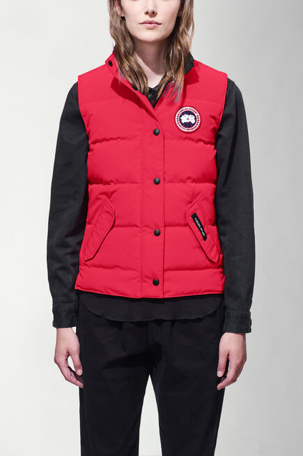 Canada Goose vest sale 2016 - Womens Extreme Weather Outerwear | Canada Goose?