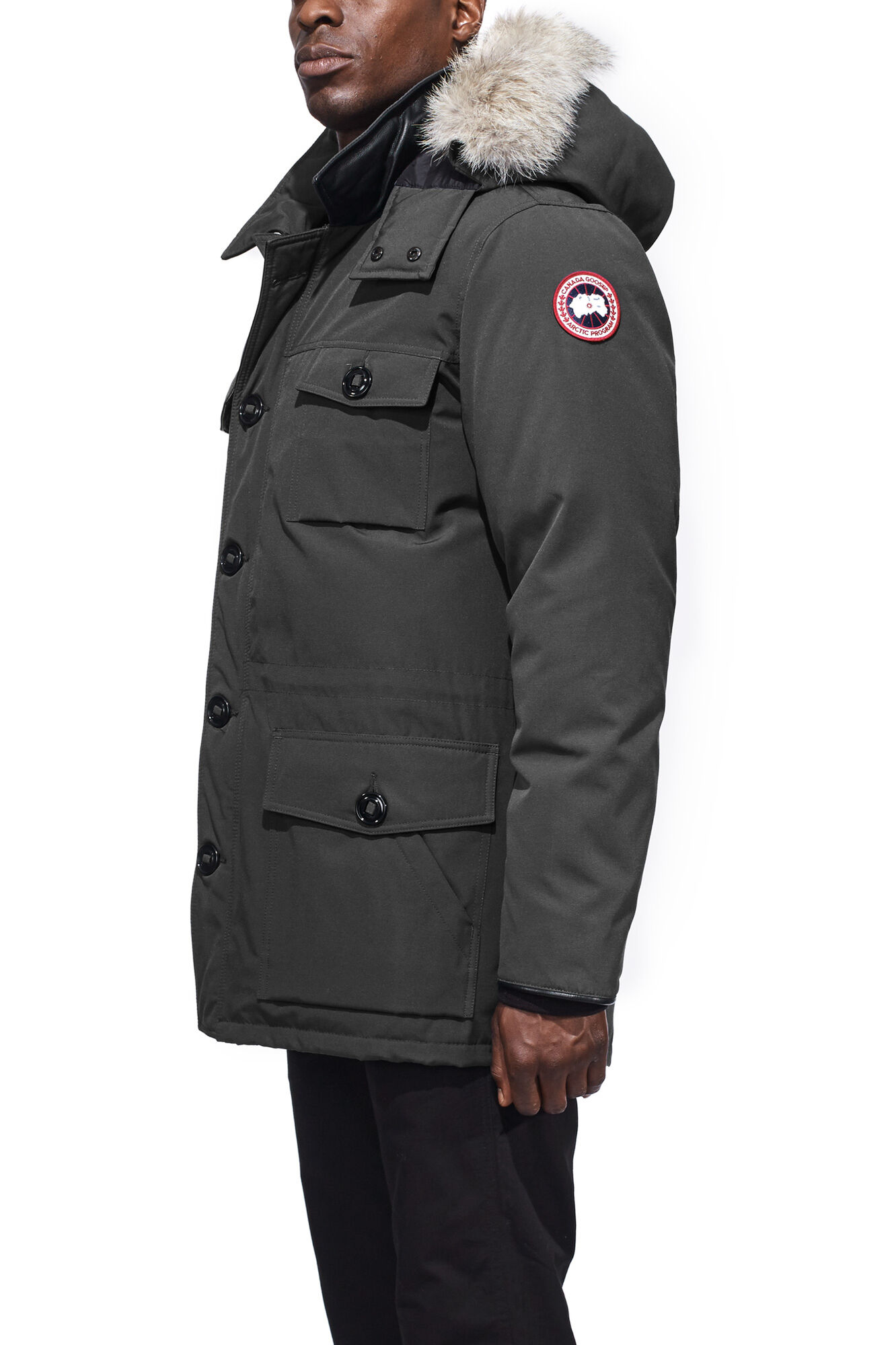 45f45045f1 Canada Goose Banff Noire