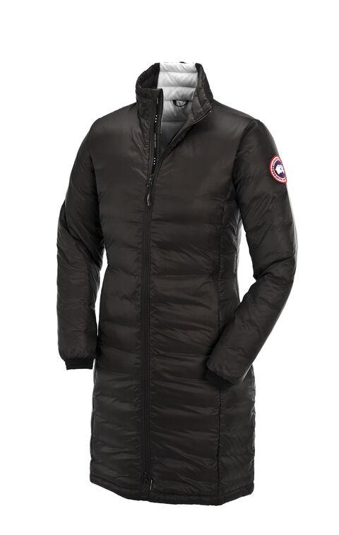 Camp Coat Black
