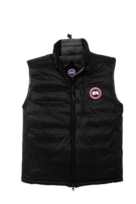 Lodge Down Vest