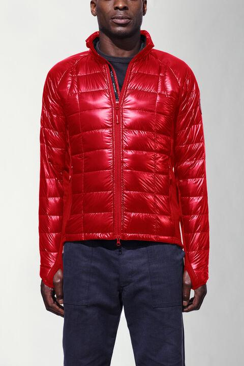 canada goose hybridge lite down jacket - men&s