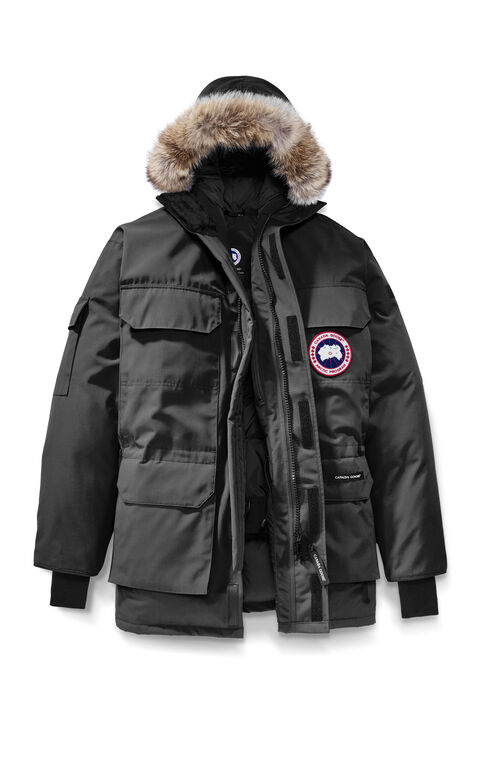 Expedition Parka Graphite
