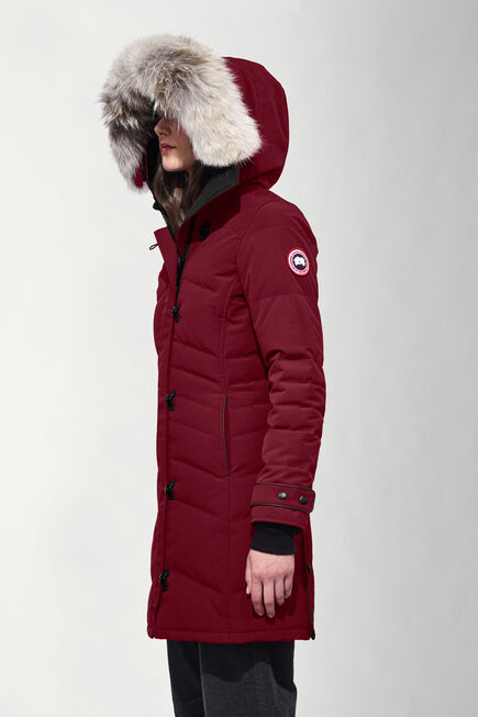 Canada Goose' Solaris Parka - Women's Small - Red