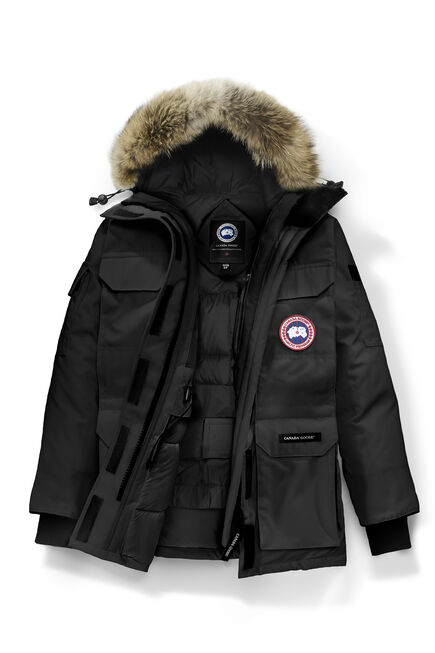 canada goose women expedition parka black