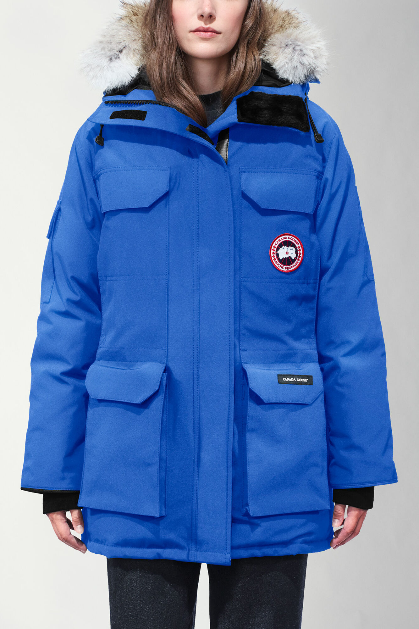 Canada Goose jackets sale authentic - Women's Polar Bears International PBI Chilliwack Bomber | Canada ...