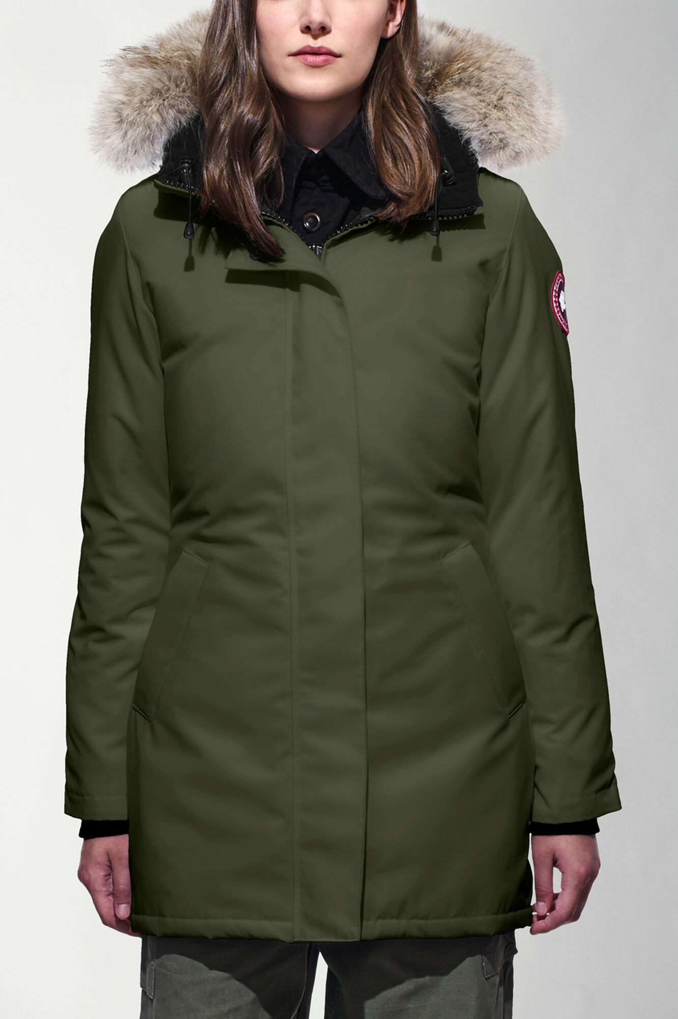 Canada Goose expedition parka replica authentic - Montebello Parka | Canada Goose?