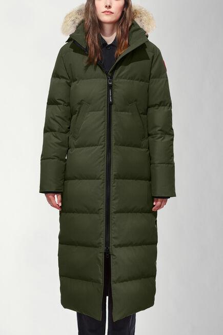 cheap canada goose mystique parka jacket sale discount
