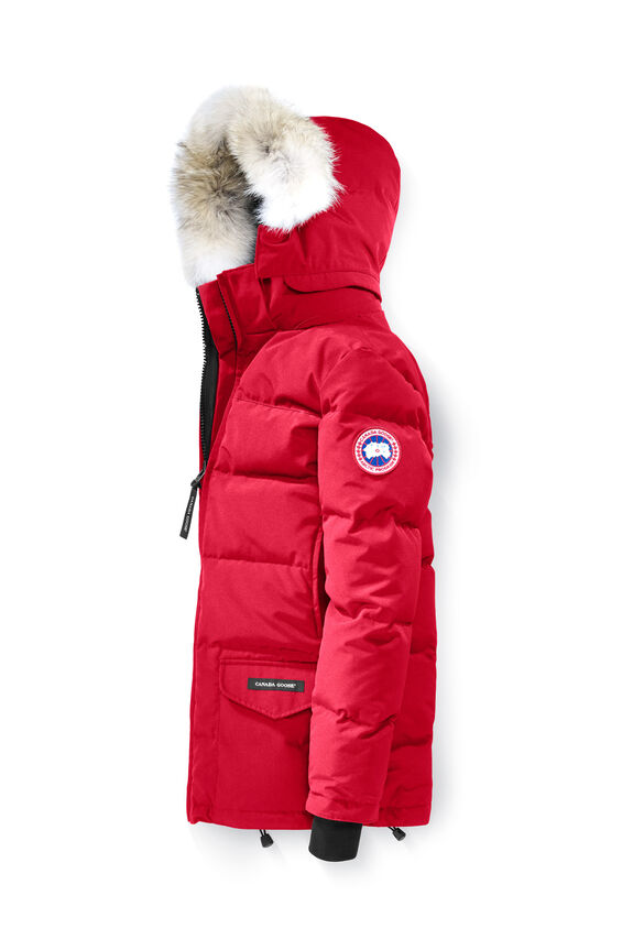 Solaris Parka Red