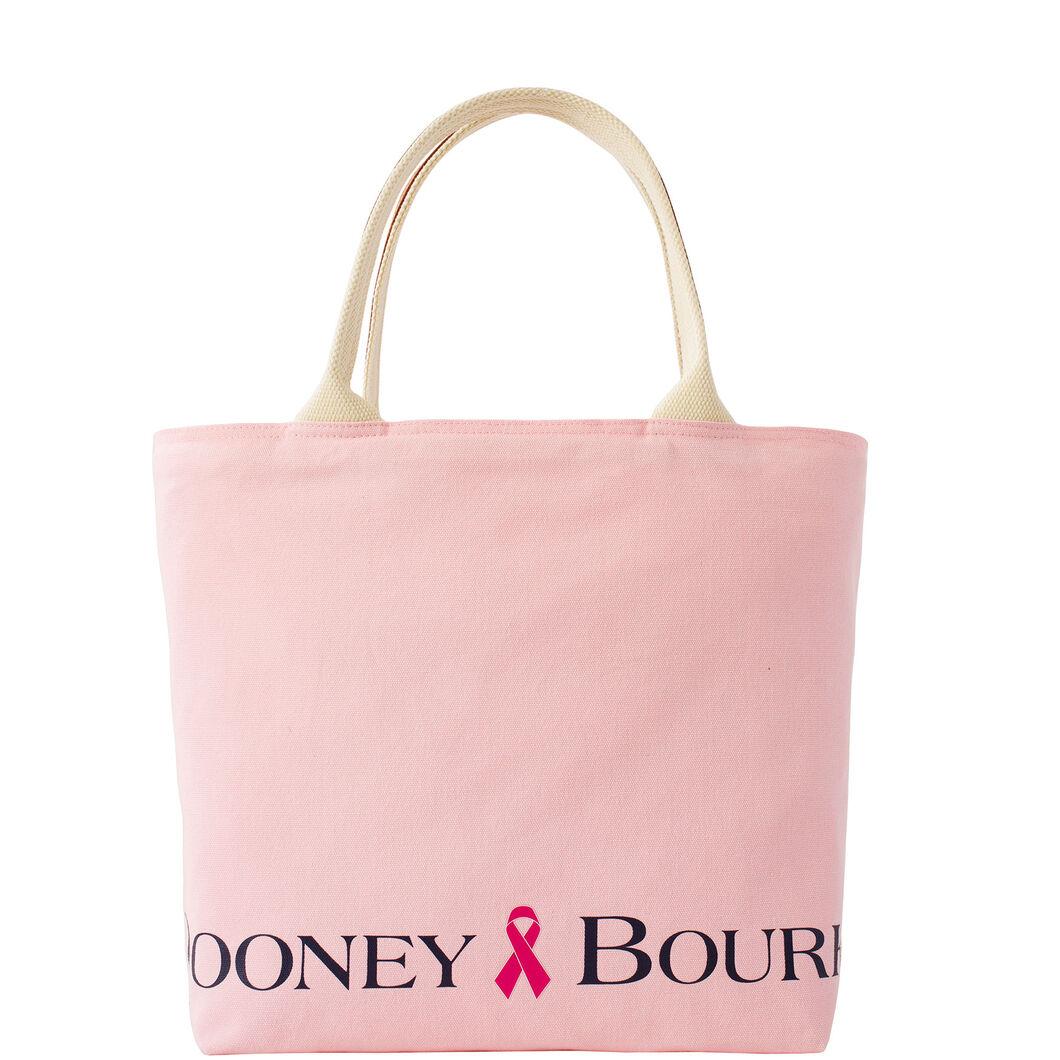 Pink Ribbon Tote