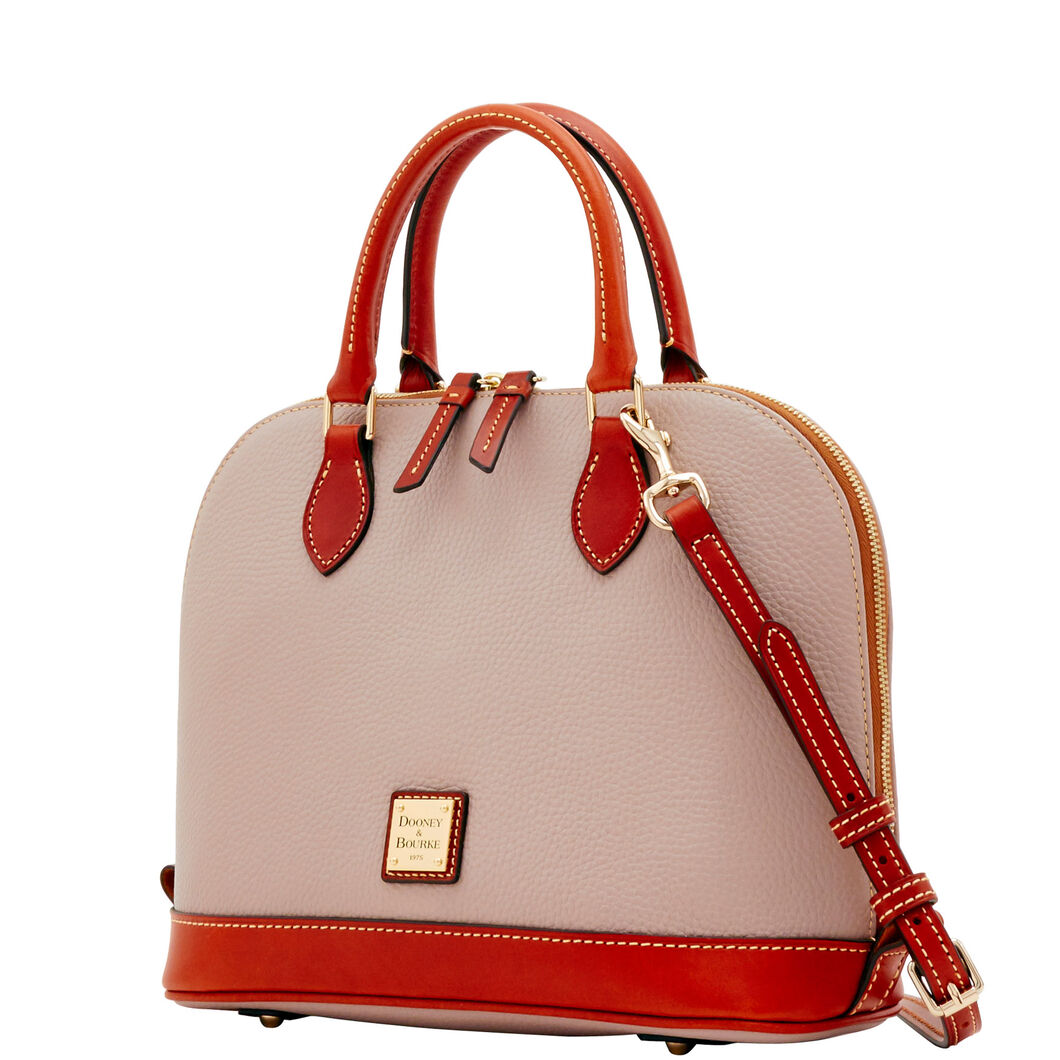 Zip Zip Satchel
