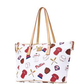 Phillies Zip Top Shopper