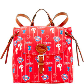 Phillies Flap Backpack