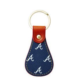 Braves Keyfob