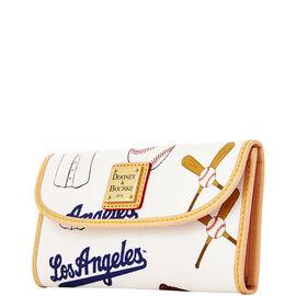 Dodgers Continental Clutch