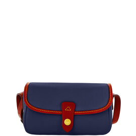 Small East/West Crossbody Flap