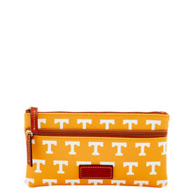 Tennessee Double Zip Flat Pouch