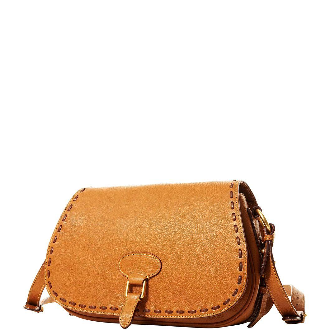 Full Flap Saddle Bag