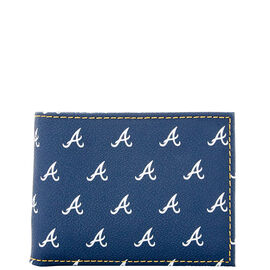 Braves Credit Card Billfold