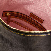 Medium Zipper Pocket Sac