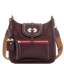 Front Zip Crossbody