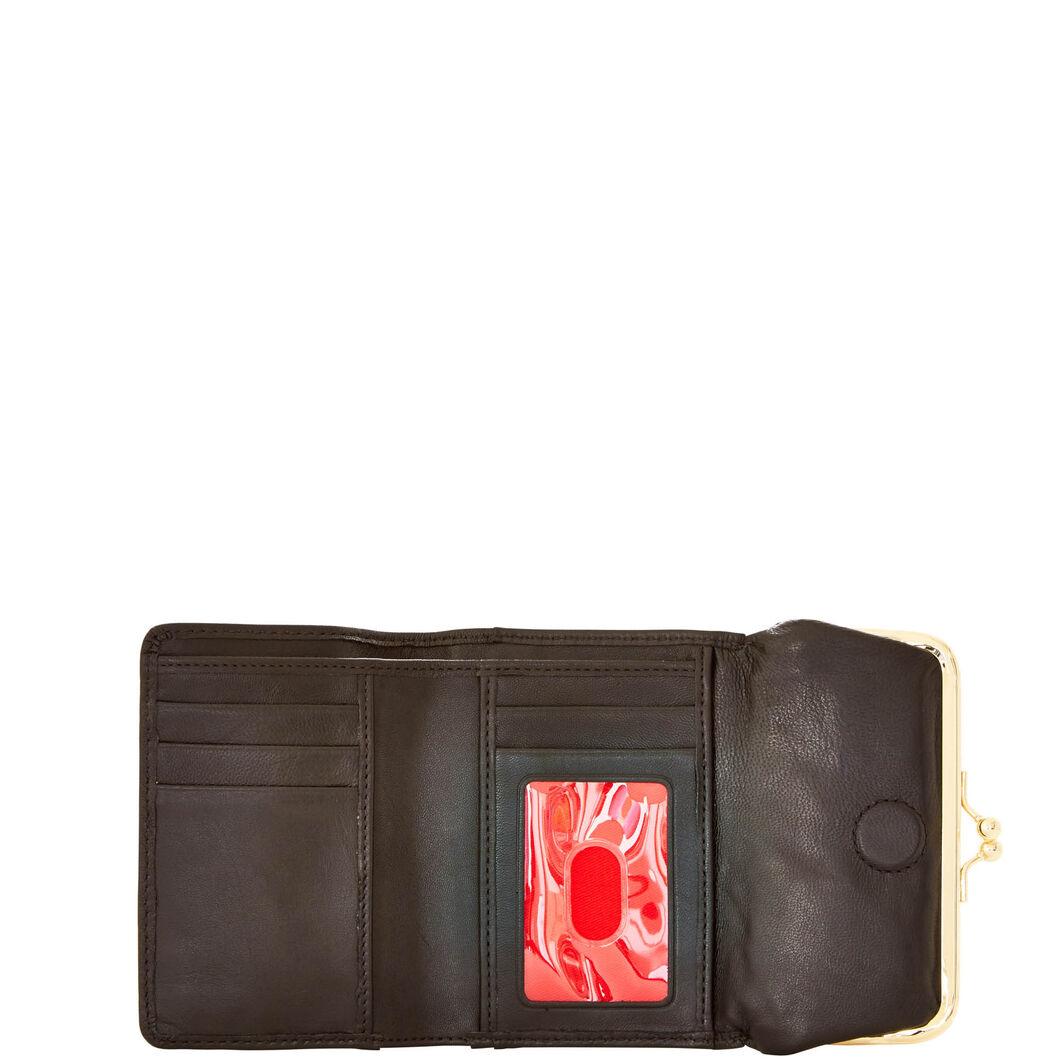 Framed Billfold Wallet