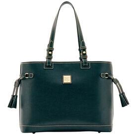Double Strap Tassel Bag