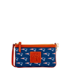 Patriots Superbowl Wristlet