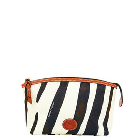 Domed Zip Top Cosmetic Case
