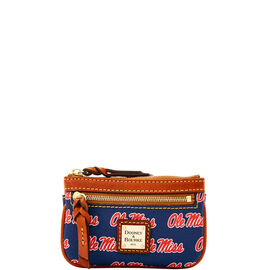 Ole Miss Small Coin Case