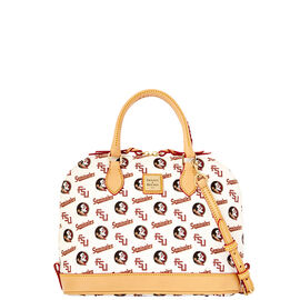 Florida State Zip Zip Satchel
