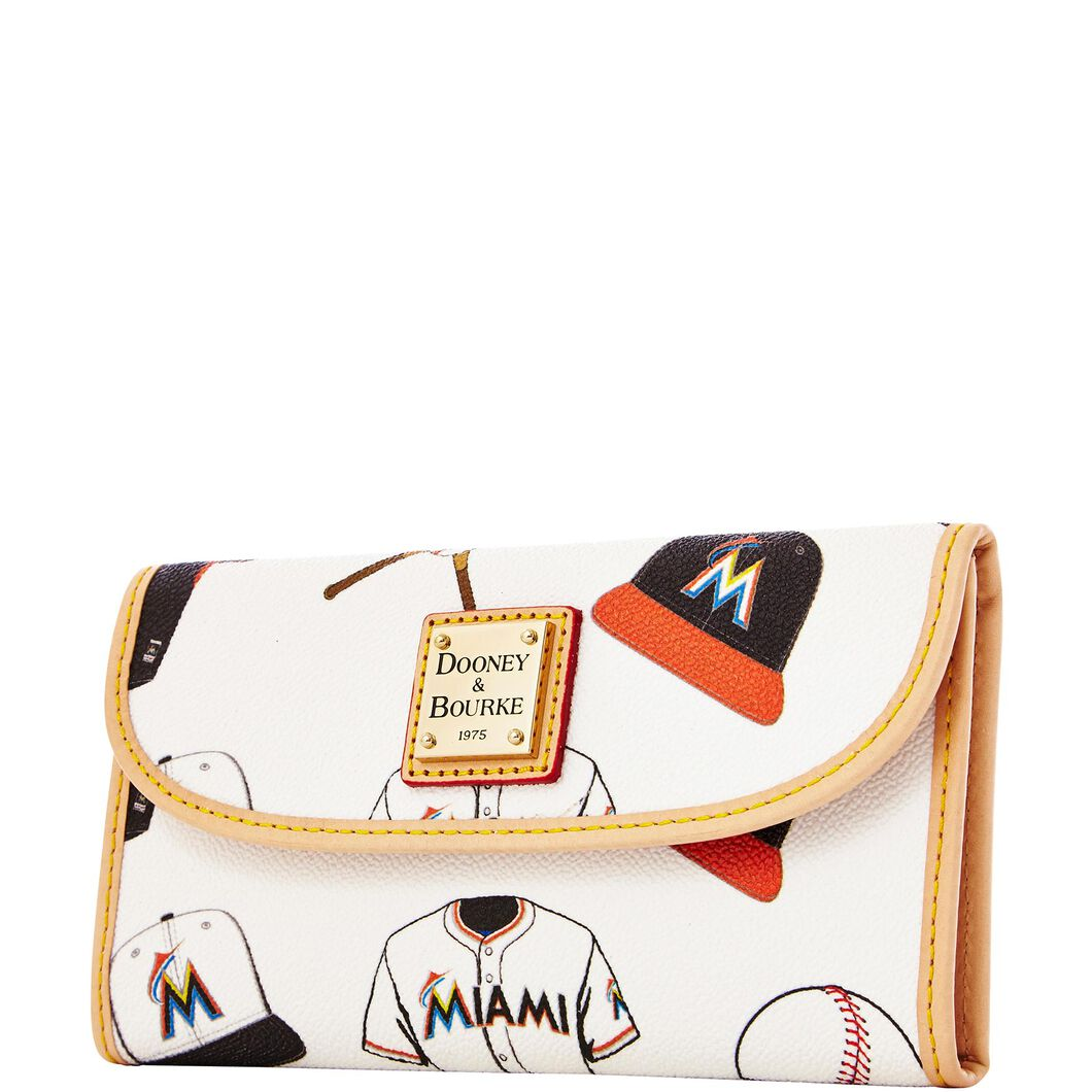Marlins Continental Clutch