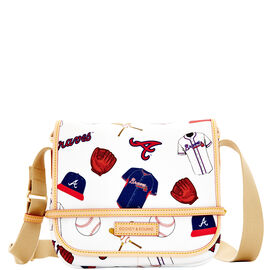 Braves Small Messenger
