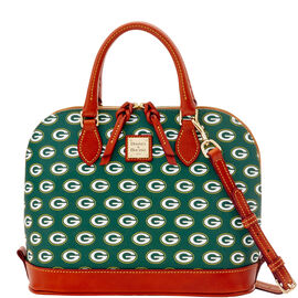 Packers Zip Zip Satchel